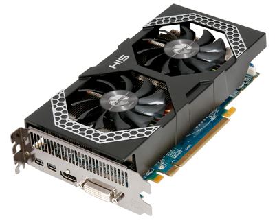 HIS Radeon HD 7850 iPower IceQ X²