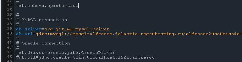 Установка Alfresco Community 4.2.f на облачном сервисе Jelasctic.com