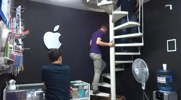 Устраиваемся на работу ремонтником телефонов в Буэнос Айресе