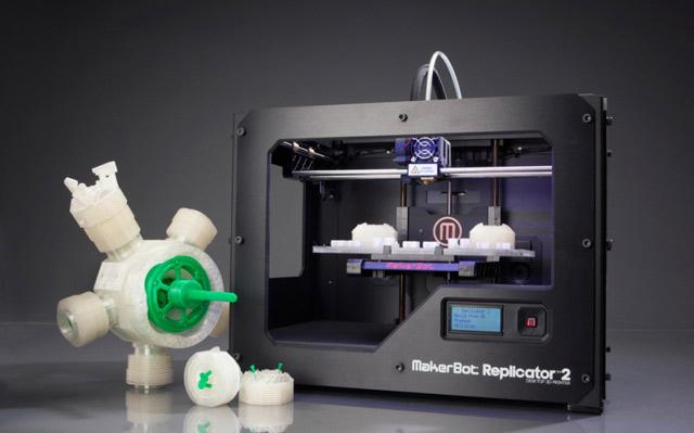 В 2014 году ожидается бум 3D печати: истекают патенты на технологию лазерного спекания