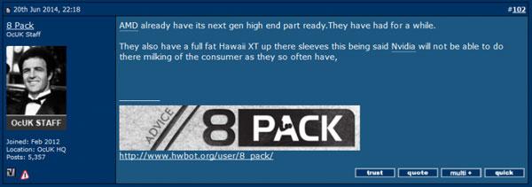 В AMD Radeon R9 290X используются не все возможности GPU Hawaii