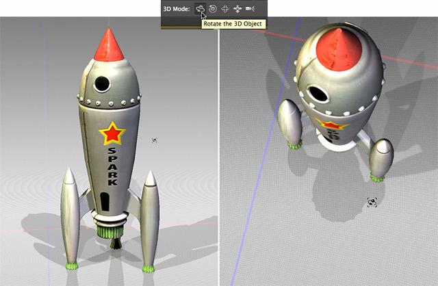 В Photoshop добавили поддержку 3D печати