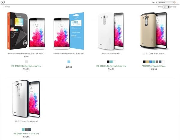 Анонс смартфона LG G3 ожидается 27 мая