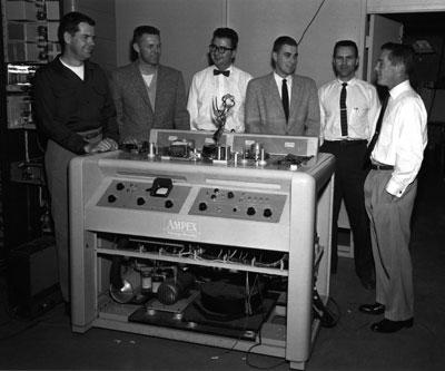 YouTube; 57 лет первому видеомагнитофону