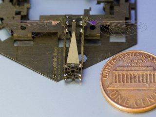 В Гарварде собирают роботов как детские книжки раскладушки