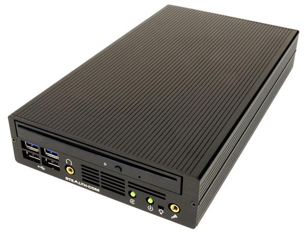 В мини-ПК Stealth LPC-480 используется процессор Intel Core i7-3610QE