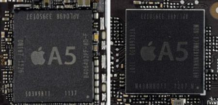 Применение 32-нанометровых процессоров увеличивает время автономной работы Apple iPad 2