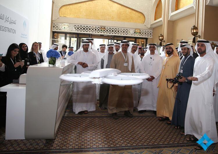 В ОАЭ стартовал проект использования беспилотных аппаратов для доставки важных грузов
