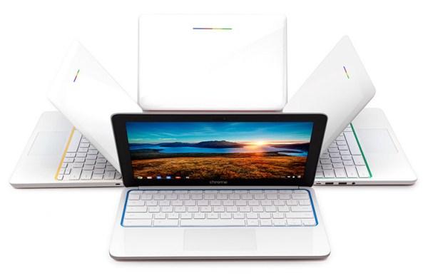 В онлайновом магазине Google Play появилось новое зарядное устройство для мобильного ПК HP Chromebook 11
