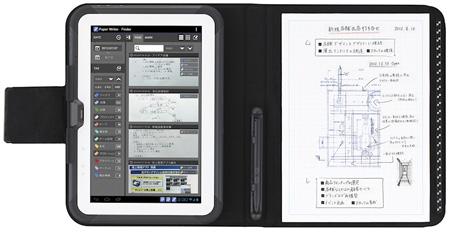 Casio Paper Writer V-N500