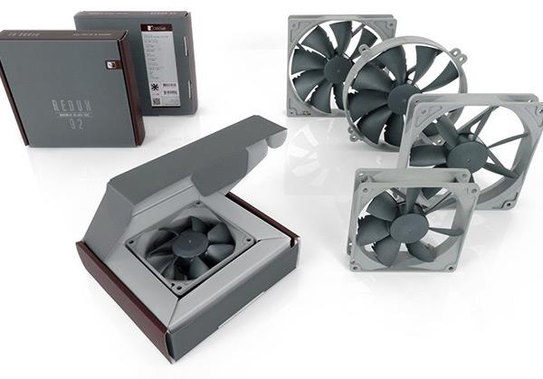 Новые вентиляторы несколько расширяют цветовую гамму продукции Noctua