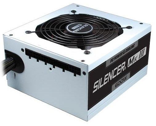 Новые модели БП серии Silencer Mk III получили сертификат 80Plus Gold