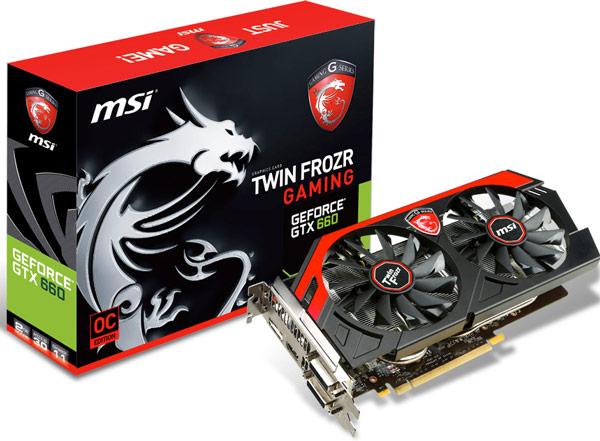 Производитель не называет цены 3D-карт N660 Gaming 2GD5 и N660 Gaming 2GD5/OC