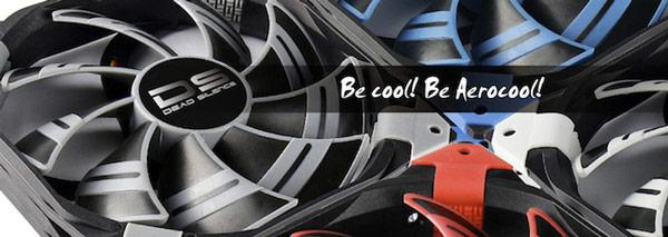 В вентиляторах Aerocool Dead Silence используются гидродинамические подшипники