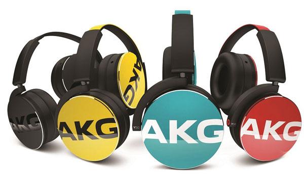 Наушники AKG Y50 олицетворяют серию в целом