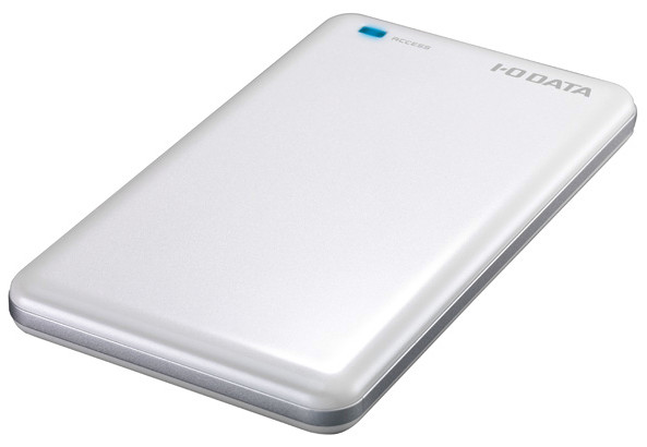 Внешние SSD I-O Data SSDP-ST оснащены интерфейсом USB 3.0