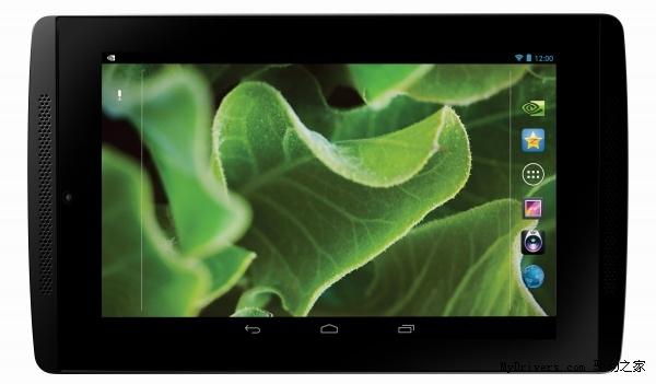 В Сети появилась информация о планшете на основе референсной платформы Nvidia Tegra Note под названием Colorfly T709 Q1