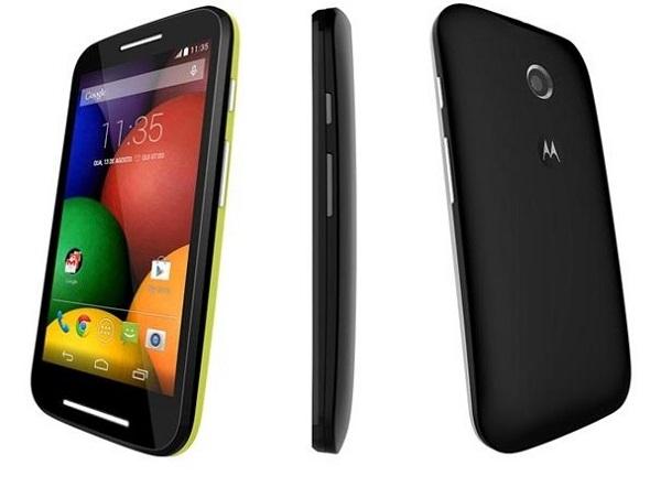 В Сети появилась возможная дата старта продаж смартфона Motorola Moto E