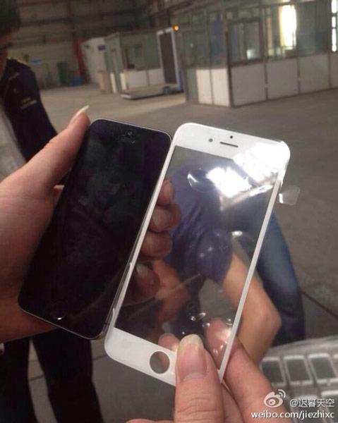 Выход смартфона Apple iPhone 6 ожидается в сентябре