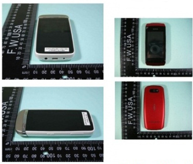 Nokia 305 и 311: фото