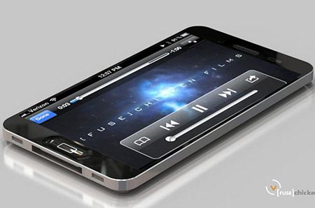 В Сети появились концептуальные изображения Apple iPhone 5