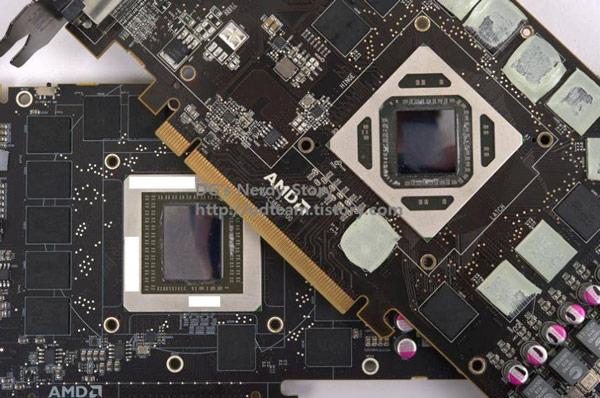 В конфигурацию 3D-карты AMD Radeon R9 290X и входит 4 ГБ памяти