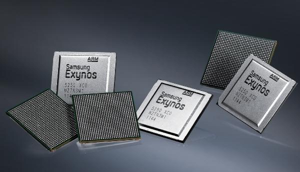Samsung Exynos собственной разработки