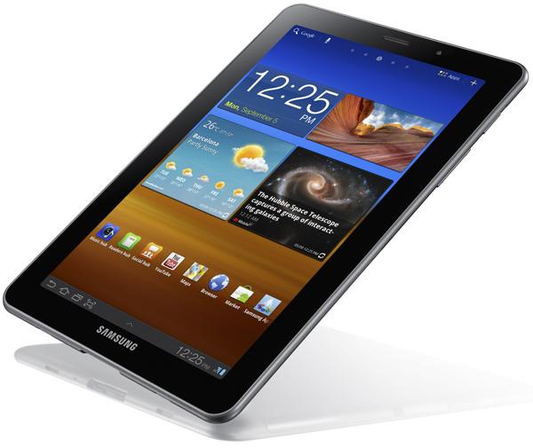 За Galaxy Tab 7.7 последуют другие планшеты Samsung с дисплеями AMOLED