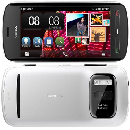 Камера смартфона Nokia 808 PureView разрешением 41 Мп: подробности