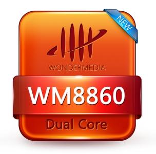 В состав однокристальной системы для бюджетных устройств WonderMedia WM8860 вошли два ядра ARM Cortex-A9, функционирующие на частоте 1,2 ГГц