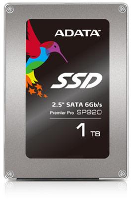 Представлен SSD Adata Premier Pro SP920