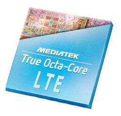 Новинка получит обозначение MediaTek MT6595