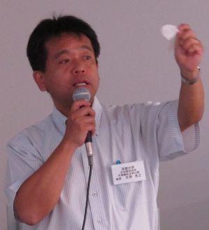 В Японии создана прозрачная основа для панелей OLED на основе бумаги