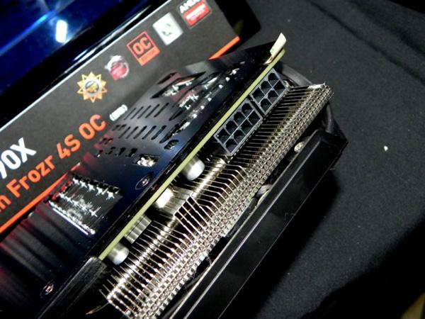 MSI Radeon R9 290X Twin Frozr 4S OC