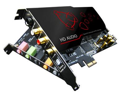Звуковая карта Aim SC808 комплектуется дочерней платой и занимает два слота расширения