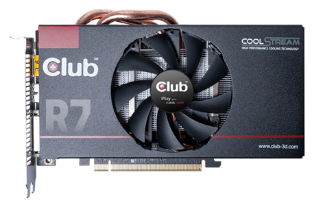 Club3D Radeon R7 265