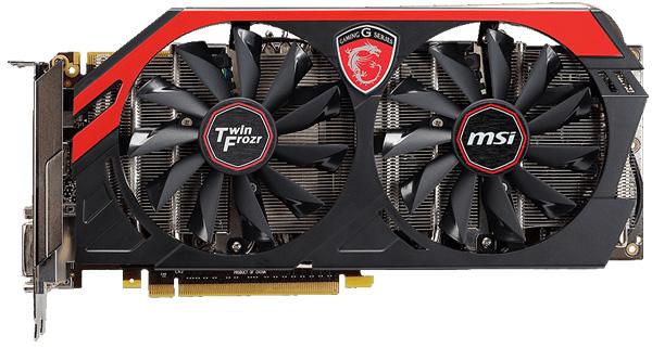 MSI GeForce GTX 780 Gaming 6G
