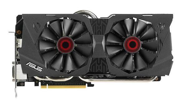 Asus GeForce GTX 780 6GB Strix