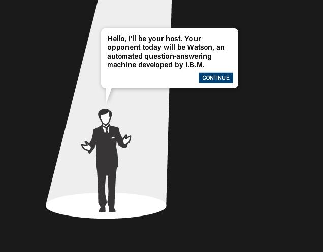 Виртуальная Jeopardy! с Watson'ом