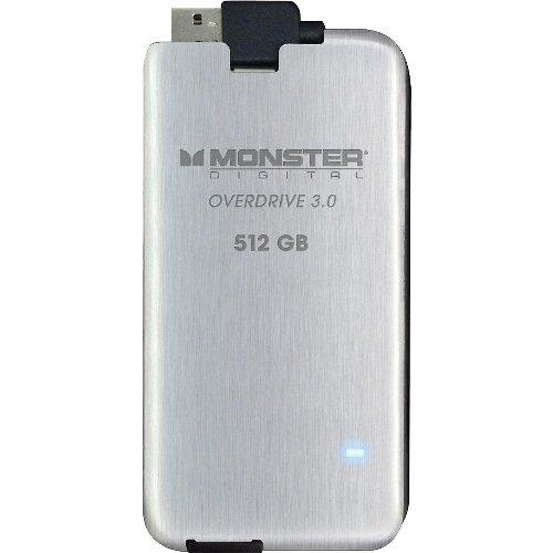 Monster Digital Overdrive 3.0