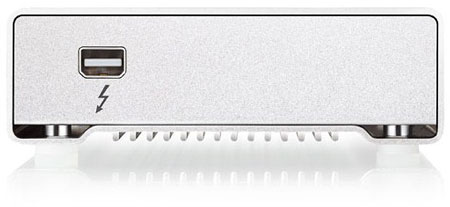 Внешний SSD Akitio Neutrino оснащен интерфейсом Thunderbolt