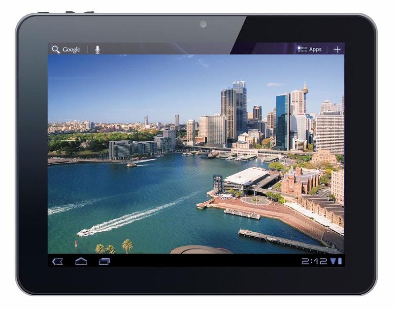 Внешний и внутренний обзор планшета Enot J145