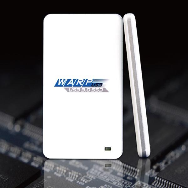 RevuAhnTech называет MySSD Warp USB самым быстрым внешним твердотельным накопителем