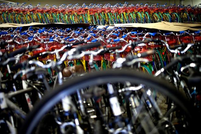 Внутри Cycleplex: странный, дикий мир велосипедов Google