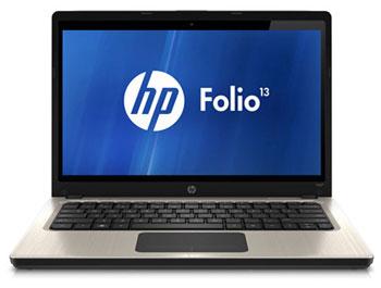 Folio 13 - один из первых ультрабуков компании HP