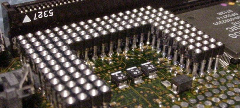 Восстановление девственности акселератора Cyberstorm MK III для компьютеров Amiga