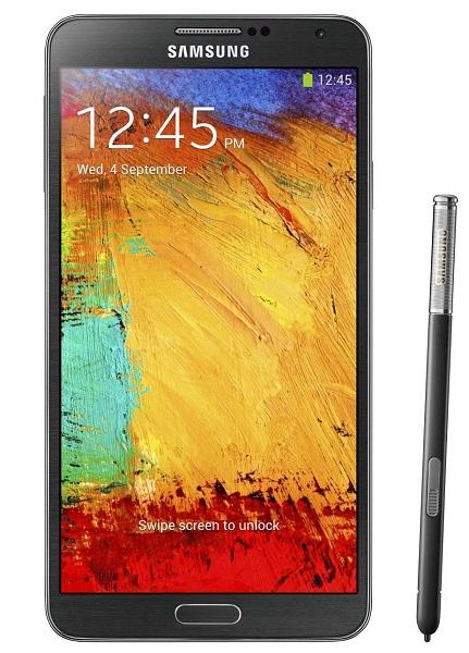 В Сети появилась информация о том, что европейская модель планшетофона Samsung Galaxy Note 3 (SM-N9005) с процессором Snapdragon 800 будет работать только с картами SIM операторов мобильной связи определённых стран Европы