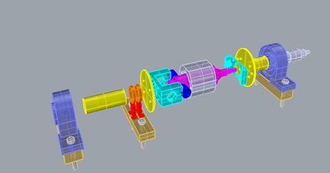 Возможность увеличения энергии рекуперации электродвигателя при механическом торможении его вала