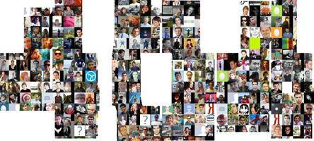Все участники 404 фестиваля на одной странице