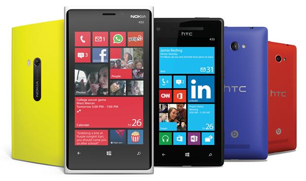 Встречайте Windows Phone 8